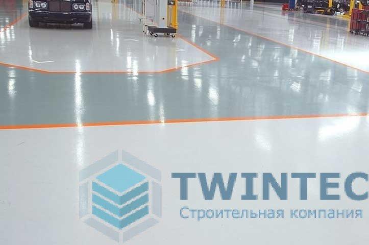 Строительная компания Твинтек