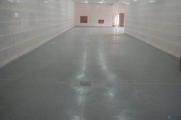 Полимерный пол на Нежинском консервном заводе 1 - СК ТВИНТЕК